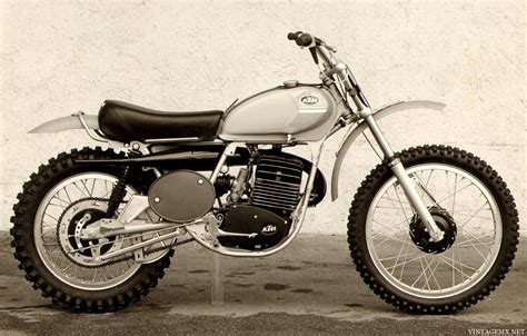 classic motocross bikes image gallery ktm history