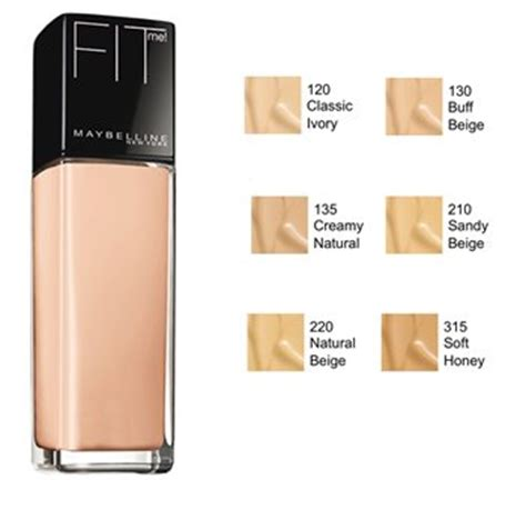 Maybelline Fit Me Liquid Foundation ean 3600530746521 maybelline fit me liquid foundation