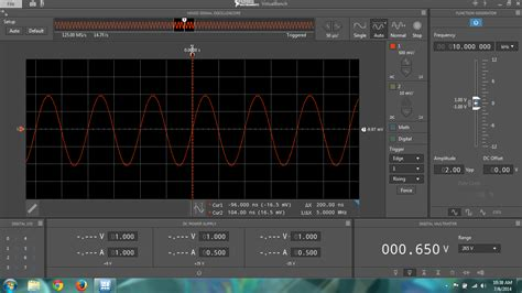 virtual optics bench virtualbench analog scope channels bald engineer