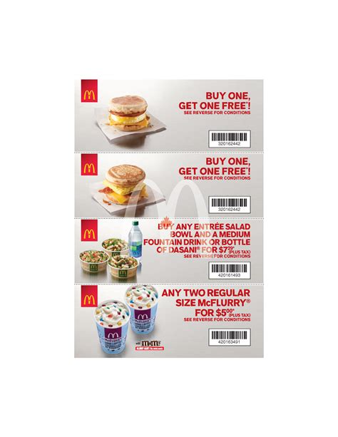 printable grocery coupons canada 2016 mcdonalds canada coupons november 2018 cyber monday