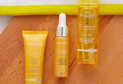 Harga Wardah Dd Light 2018 wardah c defense series review ratumakeup 2018
