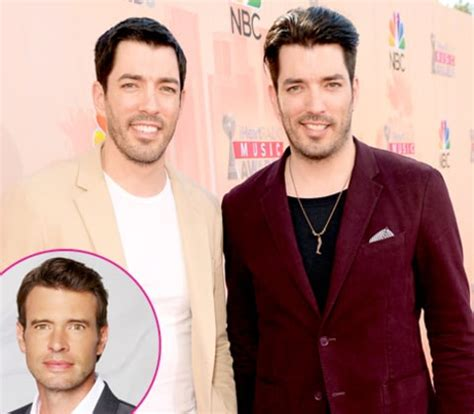 drew and jonathan scott property brothers jonathan drew scott scott foley is our