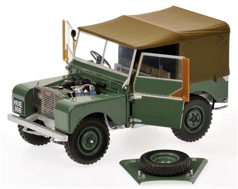 diecast land rover models land rover series i 1948 diecast model car by minichs