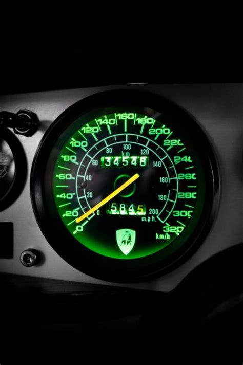 ferrari speedometer lamborghini countach speedometer lamborghini pinterest