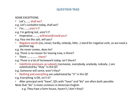 printable question tags exercise tag questions exercises with verb to be english teaching