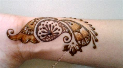 simple and adorable arabic henna designs step by step images pictures step by step easy arabic mehendi designs for beginners
