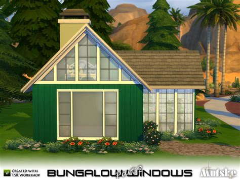 bungalow two section series mutske s bungalow windows part 2