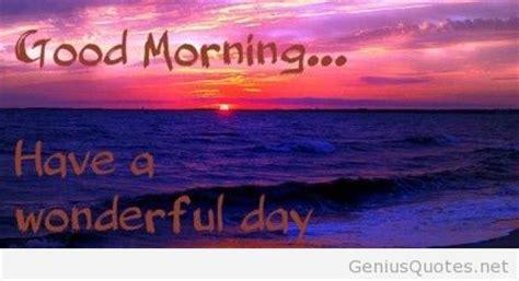 morning  good morning quotes
