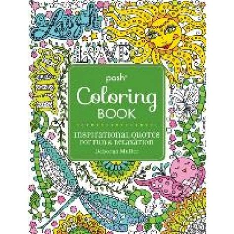 posh coloring book review inspirational quotes posh coloring book by deborah muller