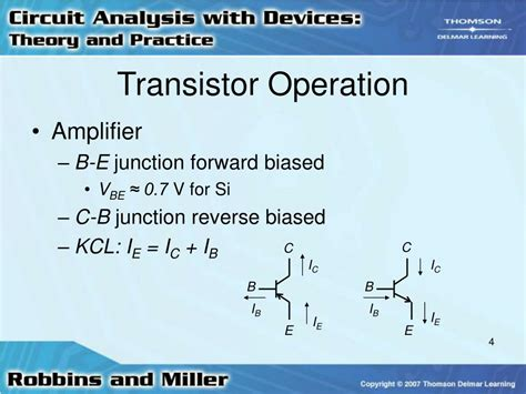 transistor mosfet operation ppt chapter 28 powerpoint presentation id 772632