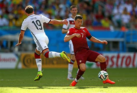 World Cup Portugal 2014 fifa world cup day 5 germany demolishes portugal