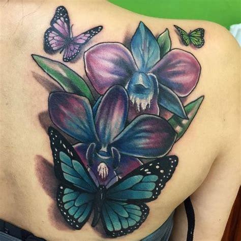 jemka tattoo instagram best 25 purple tattoos ideas on pinterest purple flower