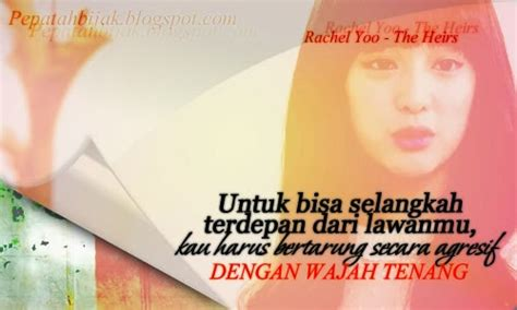 film motivasi korea kutipan drama quotes the heirs 2013 pepatah bijak