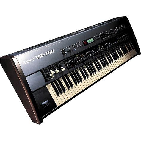 Keyboard Roland 3 Jutaan Roland Vr 760 Performance Keyboard Musician S Friend