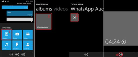 audio file format for whatsapp how to send mp3 tracks over whatsapp for windows phone 8