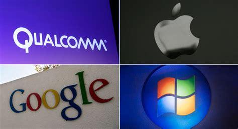 qualcomm apple big tech all over d c patent war politico