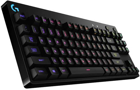 Logitech Keyboard Gaming G Pro logitech g pro tenkeyless mechanical gaming keyboard
