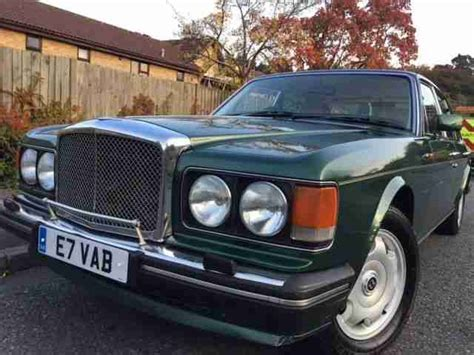 bentley 89 eight 6 75 lpg conversion balmoral green