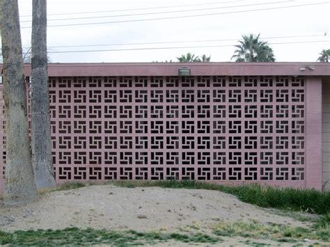 Decorative Concrete Masonry Units by Paradise Palms The Architecture Of Paradise Palms