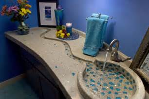 Cool Countertop Ideas by Concrete Bath Sinks Contemporary Bathroom Sinks