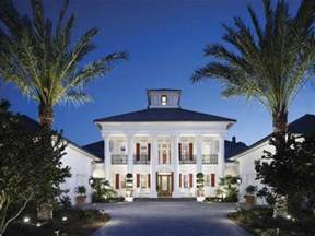 Antebellum Style House Plans by Plantation Style House Plans Neoclassical Home Plans At