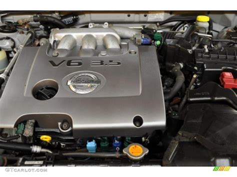 2003 nissan maxima engine 2003 nissan maxima se 3 5 liter dohc 24 valve v6 engine