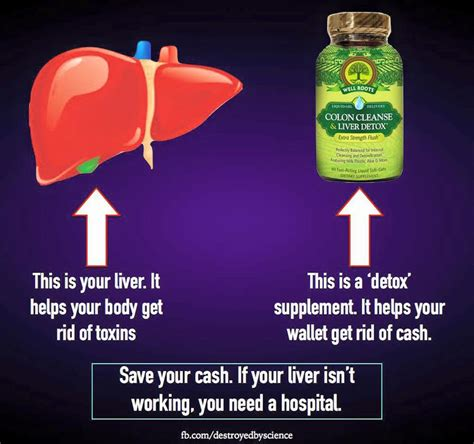 Is There Such A Thing As Home Detox From by There Is No Such Thing As A Liver Detox Detox Or