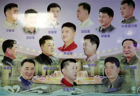 north koreas bizarre list   hairstyles approved