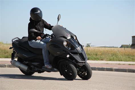 3 Rad Roller Gebraucht Kaufen by Gilera Fuoco 500ie Testbericht
