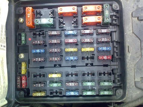 experience  fuse boxes mercedes benz forum