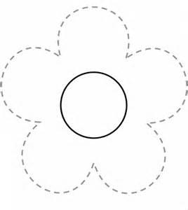 flower tracing free printable worksheets