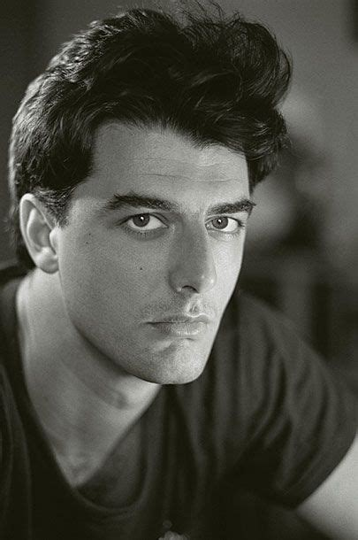 chris early early head shots chris noth 1985 crushworthy