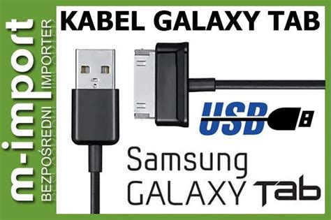 Kabel Data Samsung Galaxy Note 10 1 kabel usb samsung galaxy tab 2 10 1 7 0 note gw zdj苹cie na imged