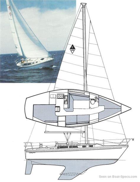 sailboat dimensions catalina 30 mkii tall rig catalina yachts sailboat