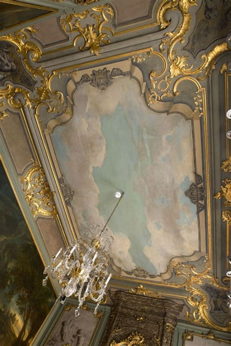 cloudy baroque ceiling interesting places and decor