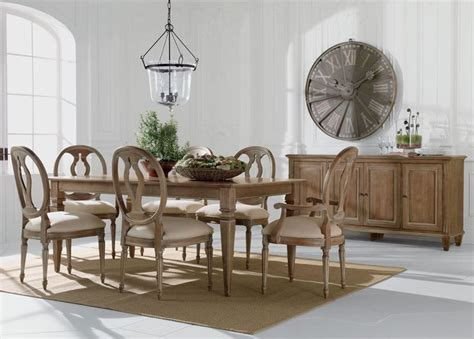 ethan allen esszimmertisch avery large extension dining table dining room