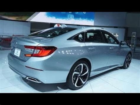 2019 Honda Accord Sport by 2019 Honda Accord Sport Specs Redesign Review And