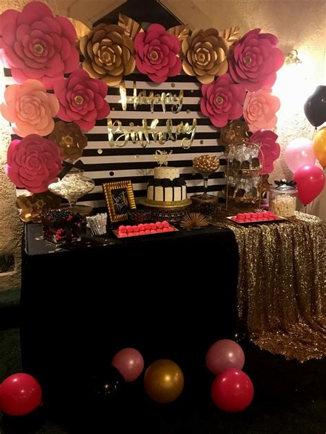luxury decorations for 50th birthday party ideas best