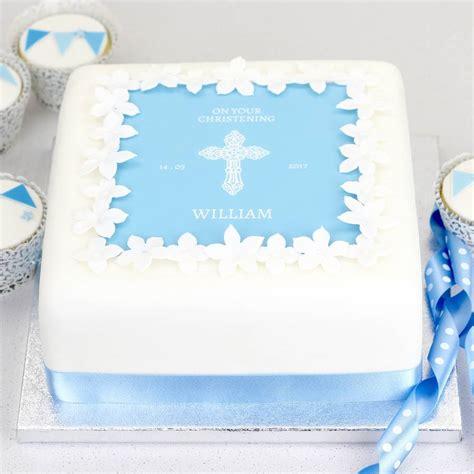 Torta battesimo: idee di torte di cake design per maschio