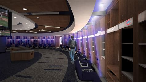 cubs locker room leaked pictures of new chicago cubs clubhouse