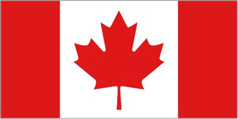 Canadian Flags (Canada) from The World Flag Database