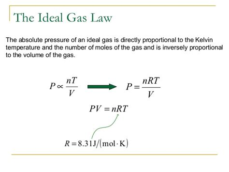 section 3 2 the gas laws answers image gallery ideal gas law