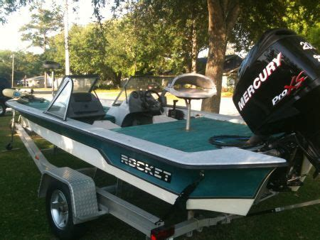 boat dealers houma la 1996 rocket bass boat bass boat for sale in houma