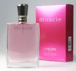 Parfum Miracle Dari Lancome perkara asas yang perlu anda tahu sebelum beli perfume