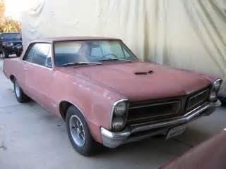 2009 Pontiac Gto For Sale 1965 Gto Project Car For Sale Yakaz Cars Autos Post