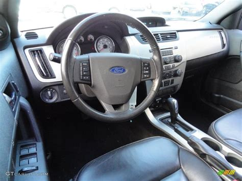 2009 Ford Focus Interior by Charcoal Black Interior 2009 Ford Focus Ses Sedan Photo