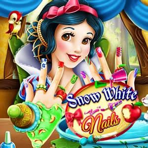 Nail Spelletjes by Snow White Nails Spel Funnygames Nl