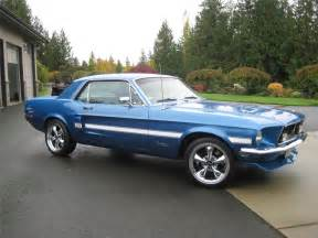 1968 Ford Mustang 1968 Ford Mustang Coupe Barrett Jackson Auction Company