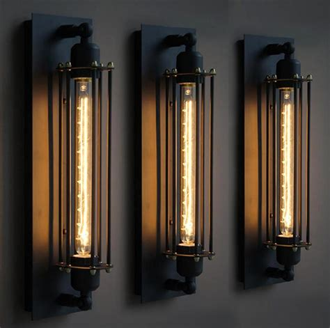industrial wall sconce wall lights 10 top stylish design industrial sconces