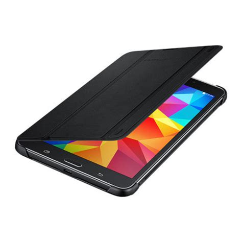 Book Cover Samsung Tab 4 official samsung galaxy tab 4 7 0 book cover black